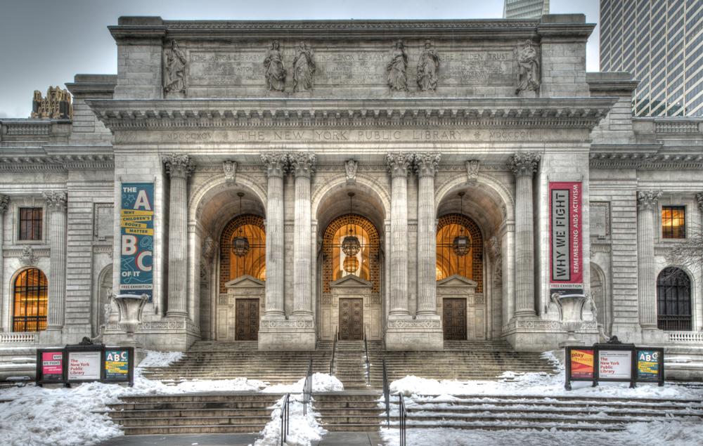New York Public Library, Stephen A. Schwarzman Building