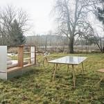 Travelbox, Juust, portable living