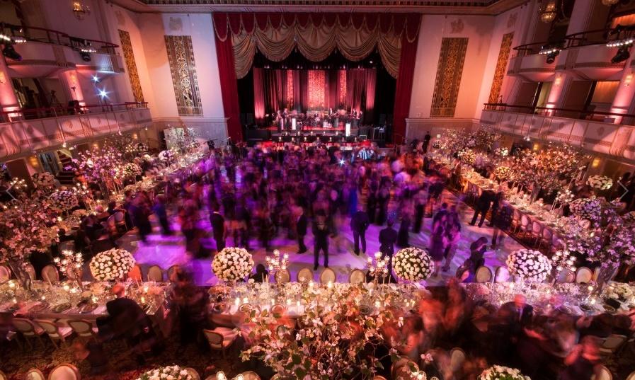 Waldorf Astoria by Fred Marcus Studio