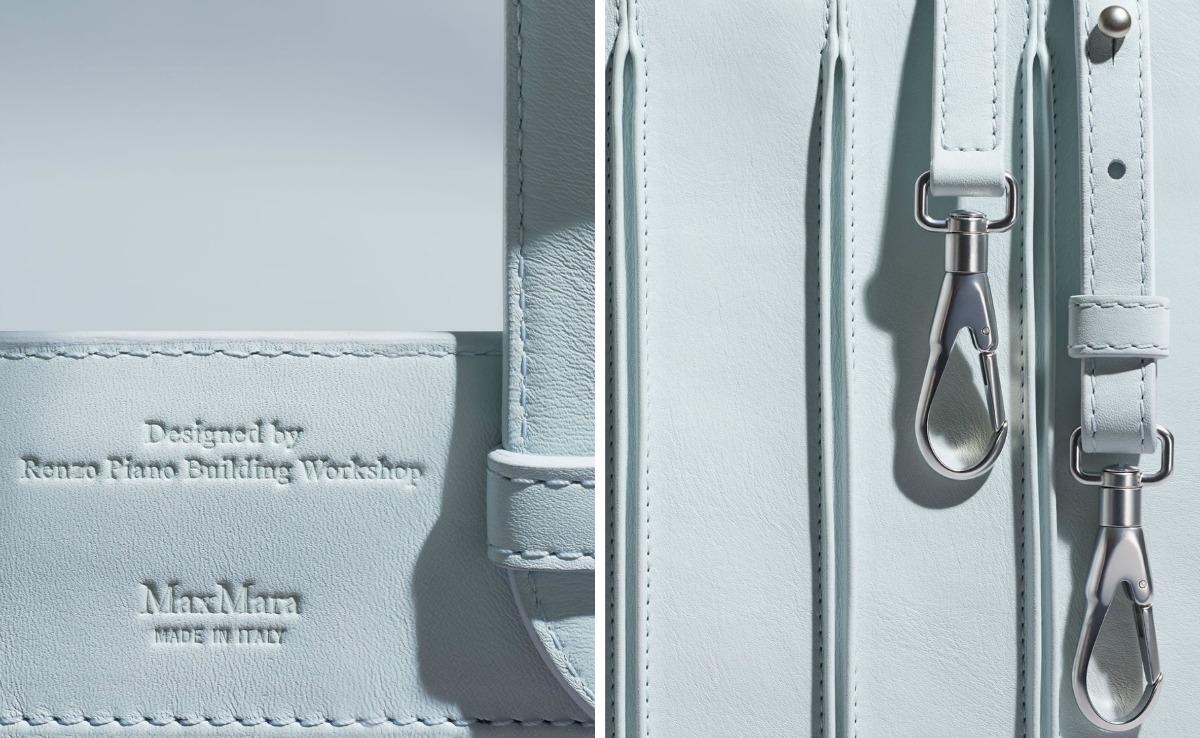 Whitney Bag, Renzo Piano, Max Mara, new Whitney Museum