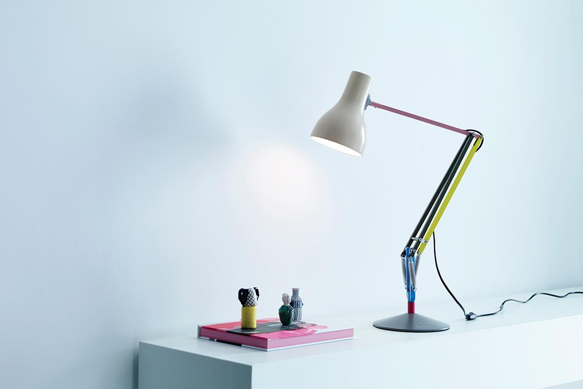 Anglepoise, ICFF, NYCxDesign, mid century modern, lighting,  paul smith