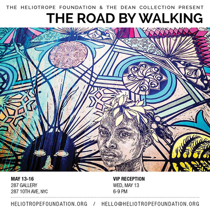 the road by walking e-mail-web