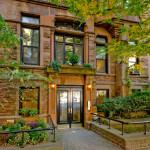 114 Pierrepont Street, George Cornell House, Brooklyn Women's Club, Brooklyn Women Suffrage Association