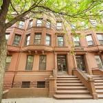 152 West 131st Street, one of Harlem's oldest coops, original detail