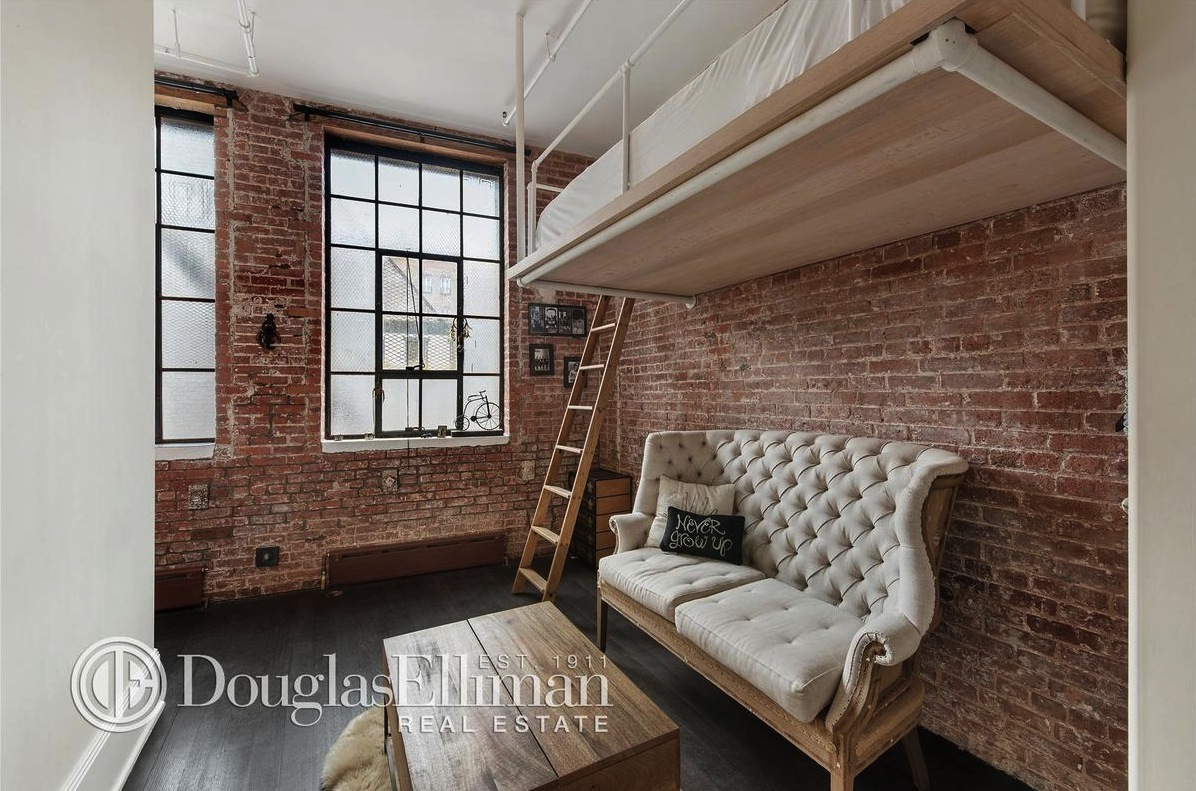 161 Mulberry Street, bedroom, rental, SoHo