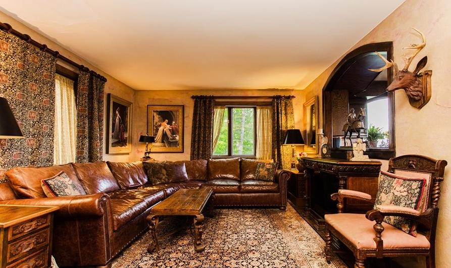 18 Skyline Drive, Highlands Castle, Lake George real estate, Bolton Landing NY, modern day castle