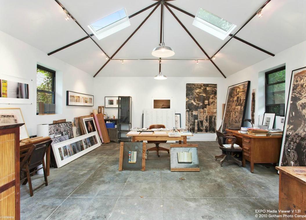 235 Stratford Road, studio, ditmas park