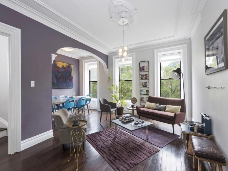25 Monroe Street, Bed Stuy, Brooklyn, brownstone