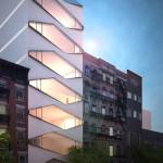 30 Thompson Street facades-by Karim Rashid COncept A