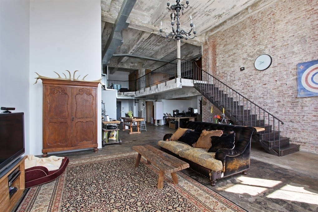 The Ultimate Williamsburg Loft Is On The Market For 7 500
