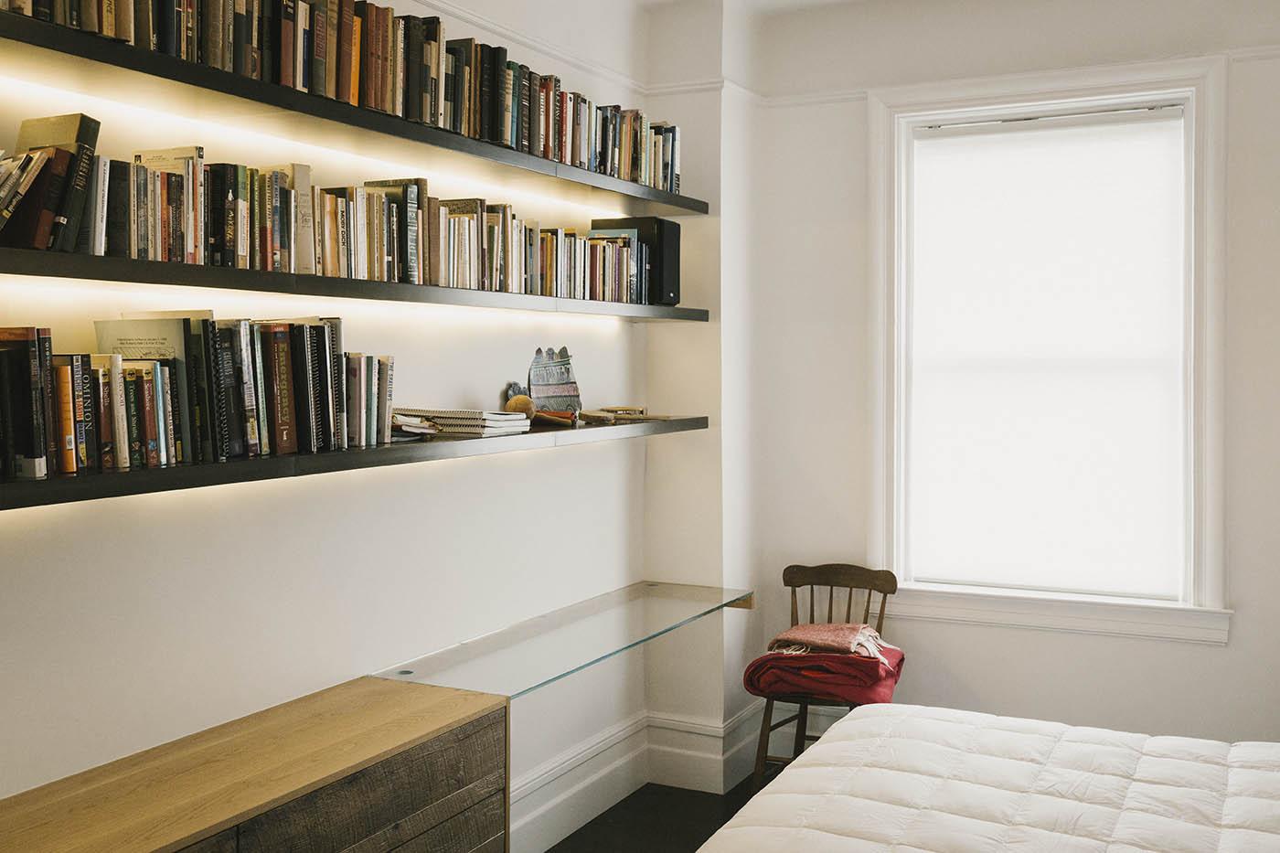 440 Riverside Boulevard, bedroom, renovation, raad studio