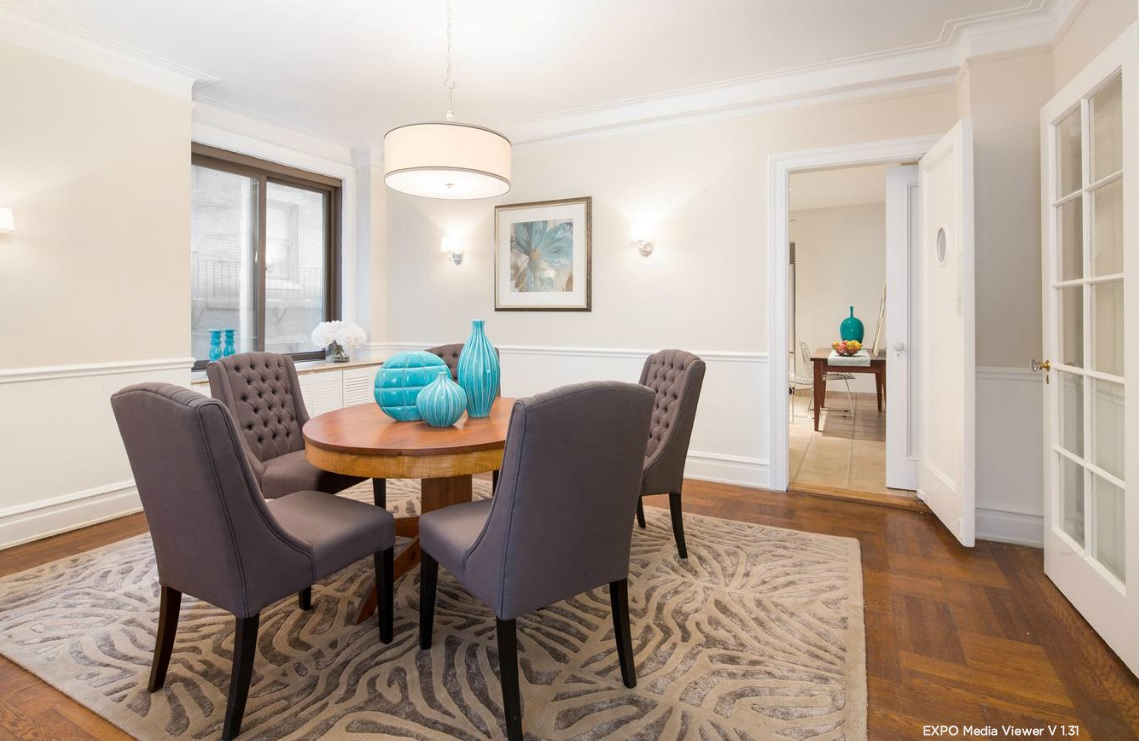 522 West End Avenue, The Cresmont, Andy Rooney, NYC Celebrity real estate