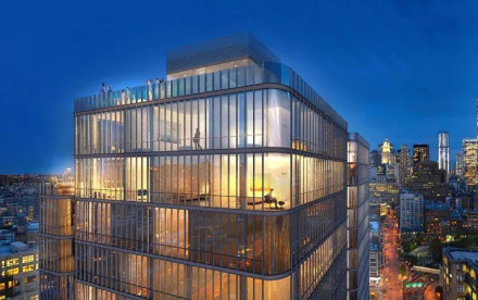 550 broome, renzo piano residential building nyc, starchitecture new york