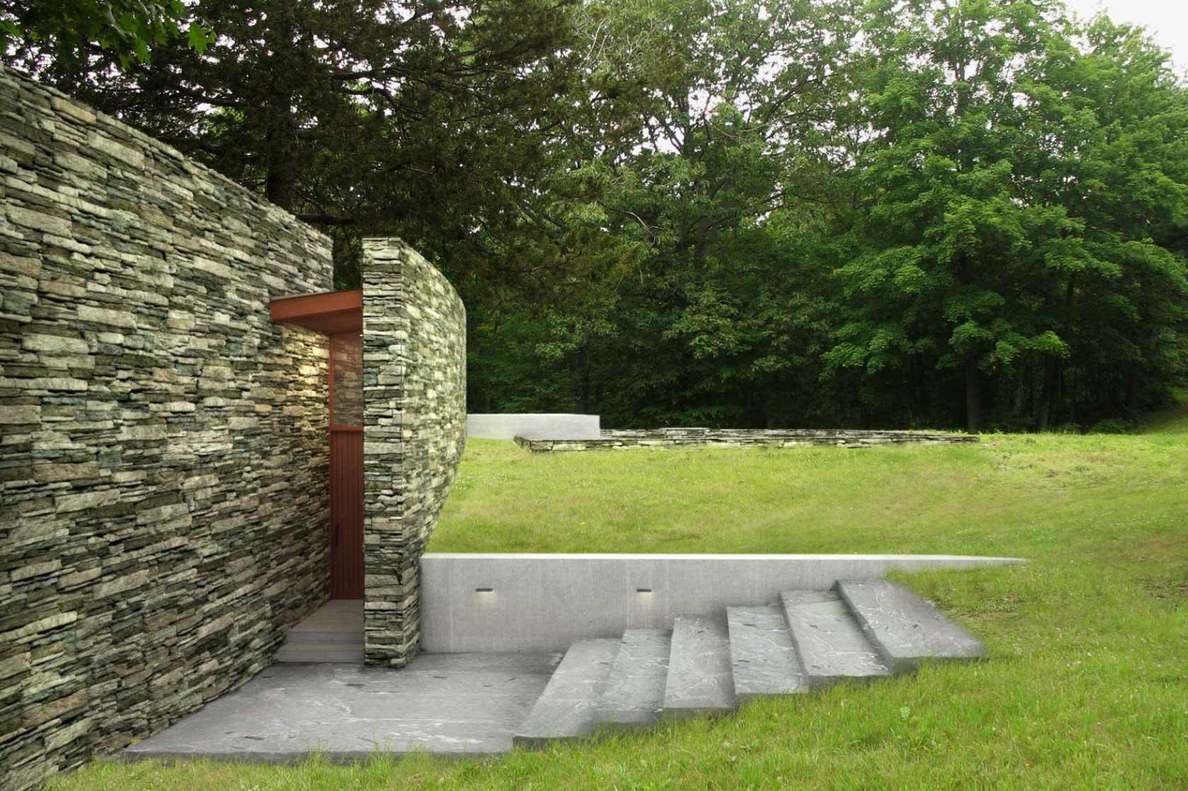 Aklitsch Gardner Architects' Gambaccini Residence
