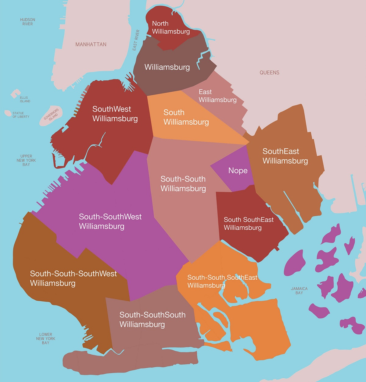 Manhattan Real Estate Trends: According To Real Estate Brokers, All Of Brooklyn Is An