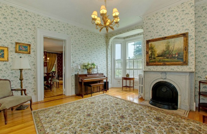 Victorian Interior Design Features: Live The Charmed Life In This $1.3M Historic Babylon