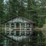 Camp Uncas, Adirondacks, JP Morgan vacation home