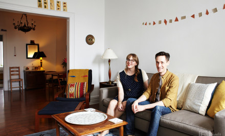 ridgewood real estate, Quooklyn real estate, inside ridgewood apartments, hipster apartments, designers in their apartments, designers in their home, quooklyn hispters, ridgewood hipsters, liz reeves, Hardin Mar