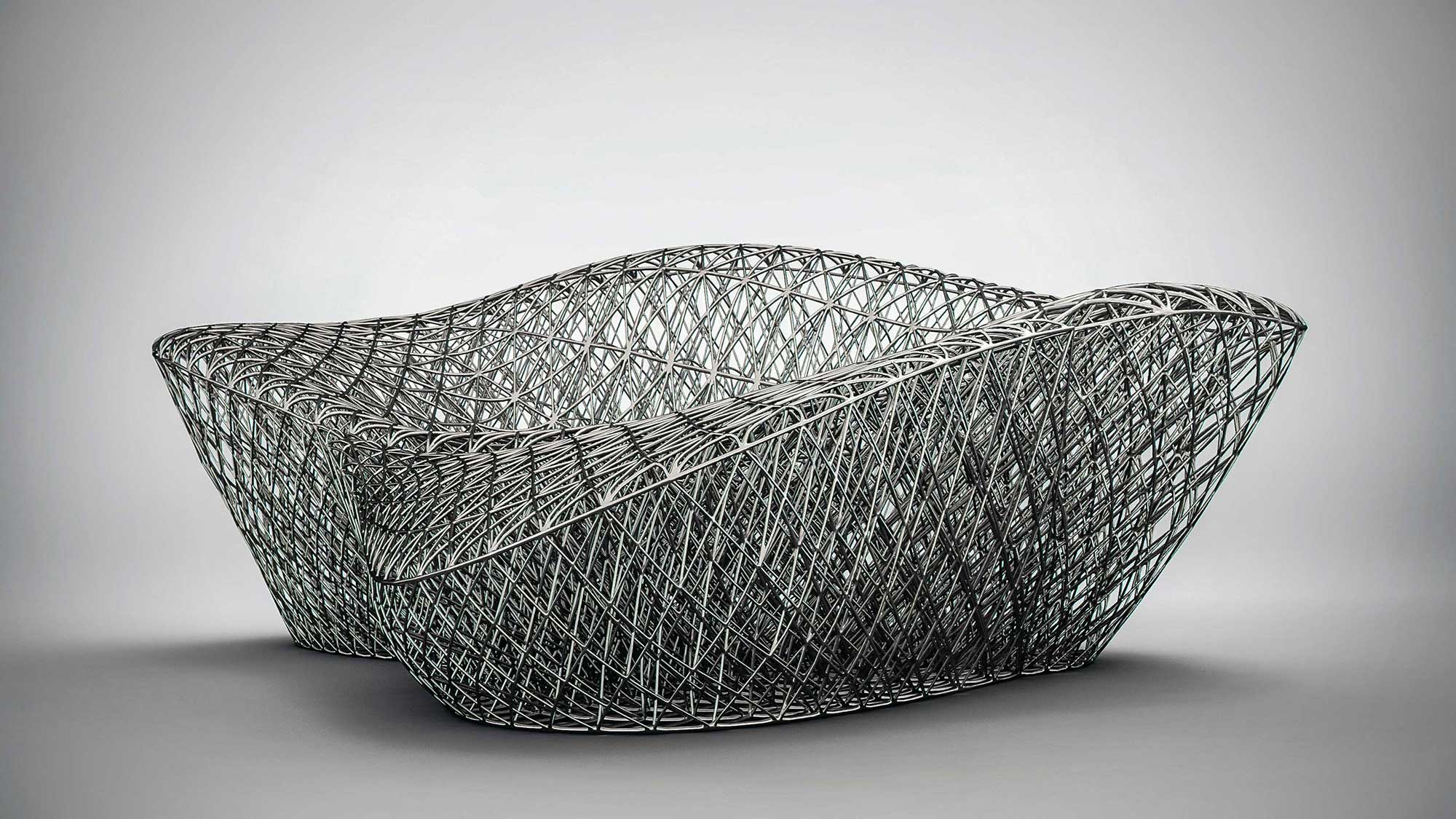 Sofa So Good Is Finnish Janne Kyttanen 39 S Latest 3d Printed