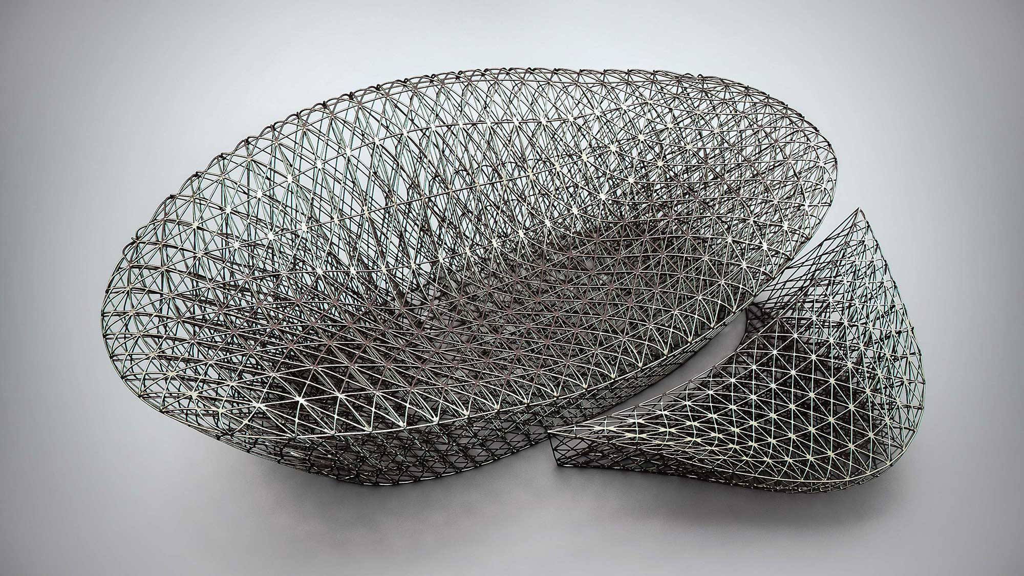 Sofa so good is finnish janne kyttanen 39 s latest 3d printed for 3d printer layouts