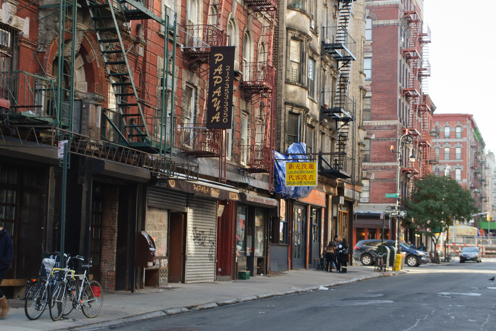 Preservation Groups Push For A Lower East Side Historic