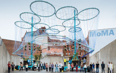Office for Political Innovation, MoMA PS1, Andrés Jaque, MoMA Young Architects Program