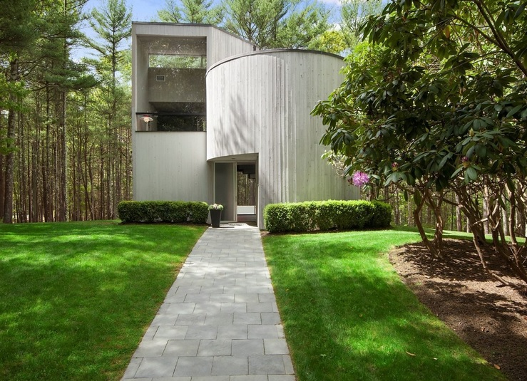 Sedacca House, 19 North West Landing Road, Charles Gwathmey, mid-century modern homes, Hamptons real estate