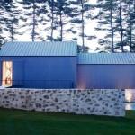 Wiley House, Frank Gallipoli, Philip Johnson, New Canaan, mid-century modern architecture, 218 Sleepy Hollow Road,