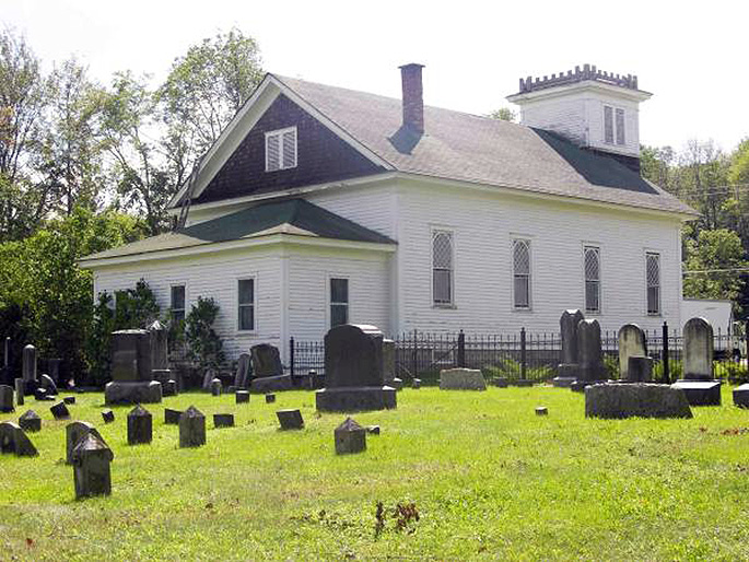 Own a charming wood frame church in the catskills for for Churches for sale in ny