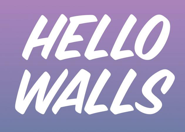 hello-walls