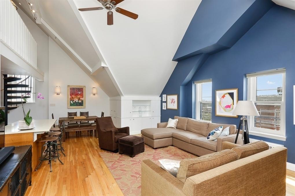 105 Montague Street, Brooklyn Heights, penthouse