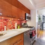 105 Montague Street, kitchen, co-op, Brooklyn Heights