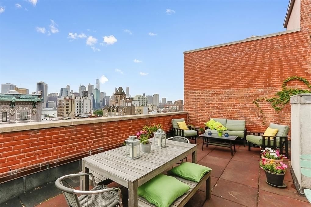 105 Montague Street, Brooklyn Heights, roofdeck, co-op