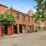 114 Remsen Street, Brooklyn Heights, Hunts Lane, shared garden
