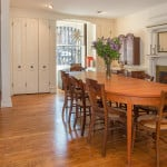 121 lincoln place, dining room, park slope, brownstone