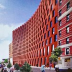 146 East 126th Street, Harlem development, Bjarke Ingels, NYC starchitecture