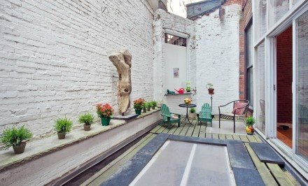17 Jay Street, Tribeca, live/work loft, commercial space