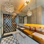Upper East Side, 18 East 69th Street, bathroom, Chanel