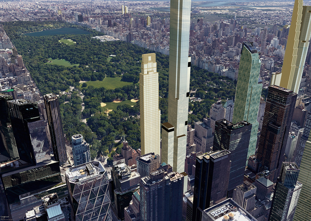 Construction Update: Robert A.M. Stern's 220 Central Park ...