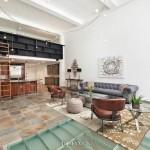 251 West19th Street 1E, Chelsea 19, loft, cool listing, NYC apartment, Chelsea, triplex