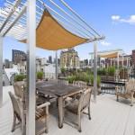 333 West 21st Street, Hudson River Park, roof deck