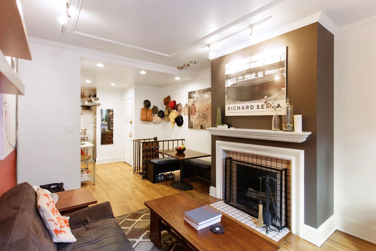 429 7th Avenue, park slope, co-op, living room