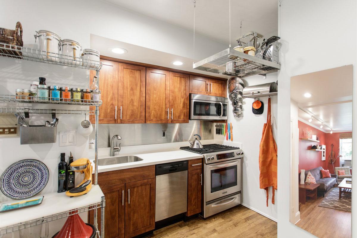 429 7th Avenue, kitchen, park slope