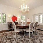 4501 Delafield Avenue, dining room, riverdale
