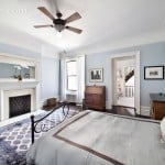 465 West 141st Street, Harlem, townhouse, bedroom