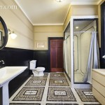 465 West 141st Street, bathroom, harlem, townhouse