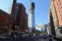 Construction Update: Tribeca's 'Jenga Tower' 56 Leonard Tops Out