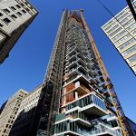 56 Leonard, Herzog de Meuron, Tribeca, skyscrapers, Alexico, Hines, Luxury Condos
