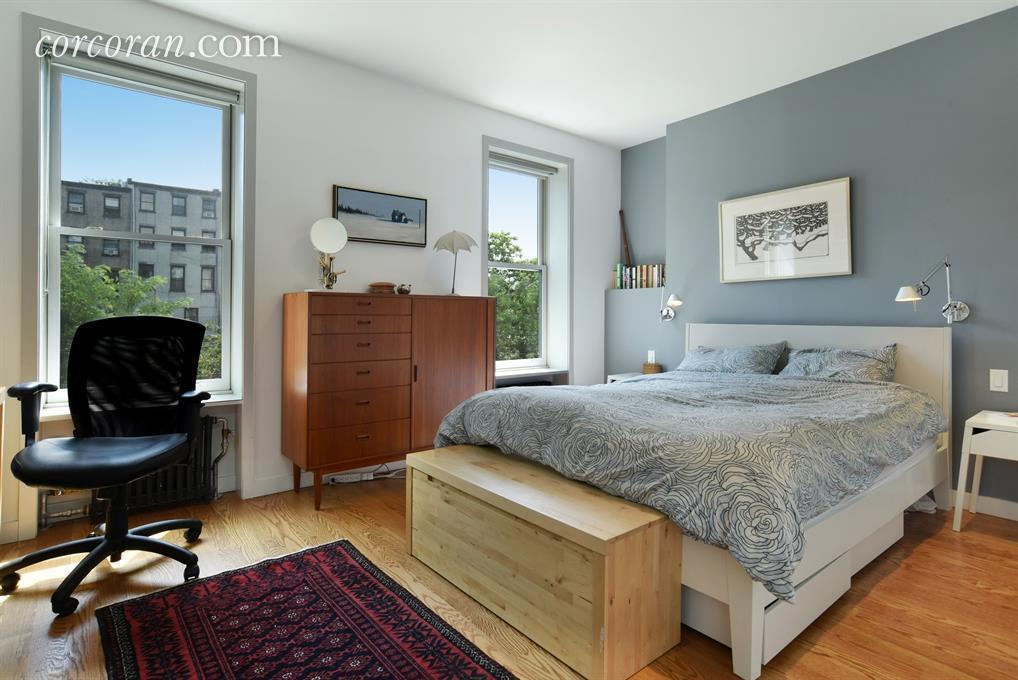 598 Bergen Street, bedroom, townhouse, rental