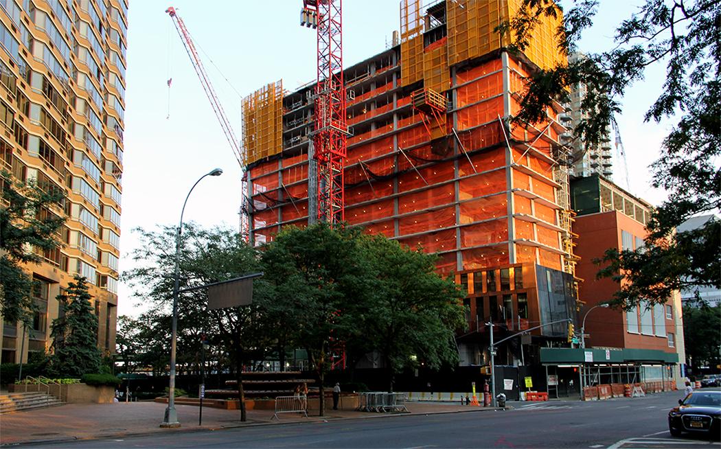 626 First Avenue, SHoP Architects, Midtown East developments, JDS Development